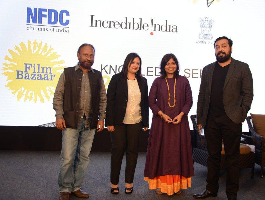 Ketan Mehta_Anuradha Sengupta,Madhu Gagodia, Anurag Kashyap