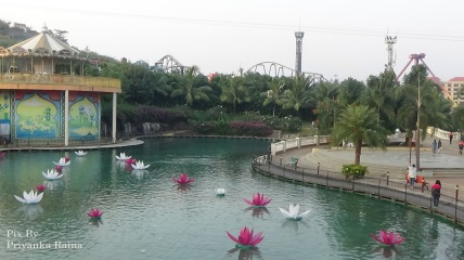 View of Imagica world