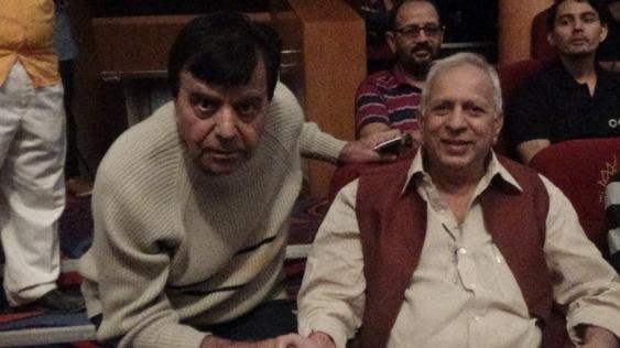 Gautam Bhatia & Raman Kumar