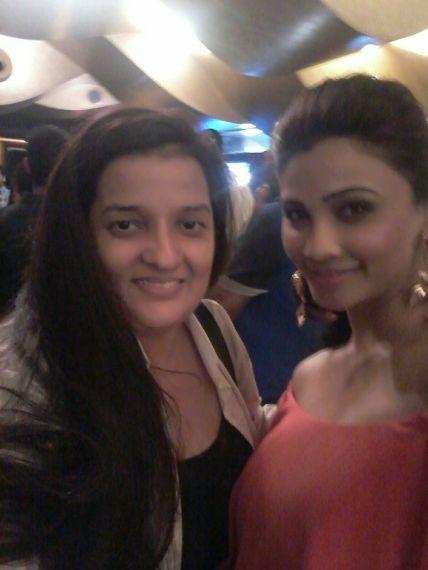 Priyanka Raina & Daisy Shah