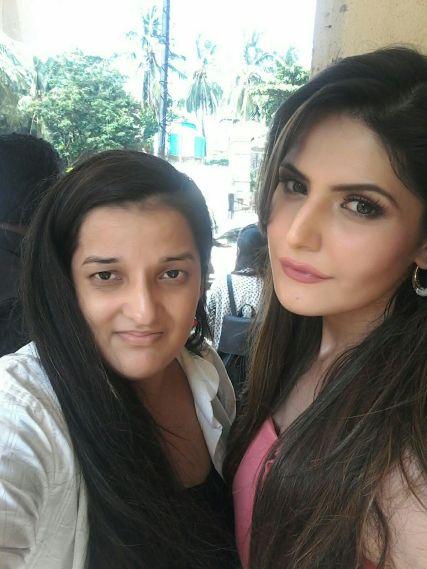 Priyanka Raina & Zarine Khan