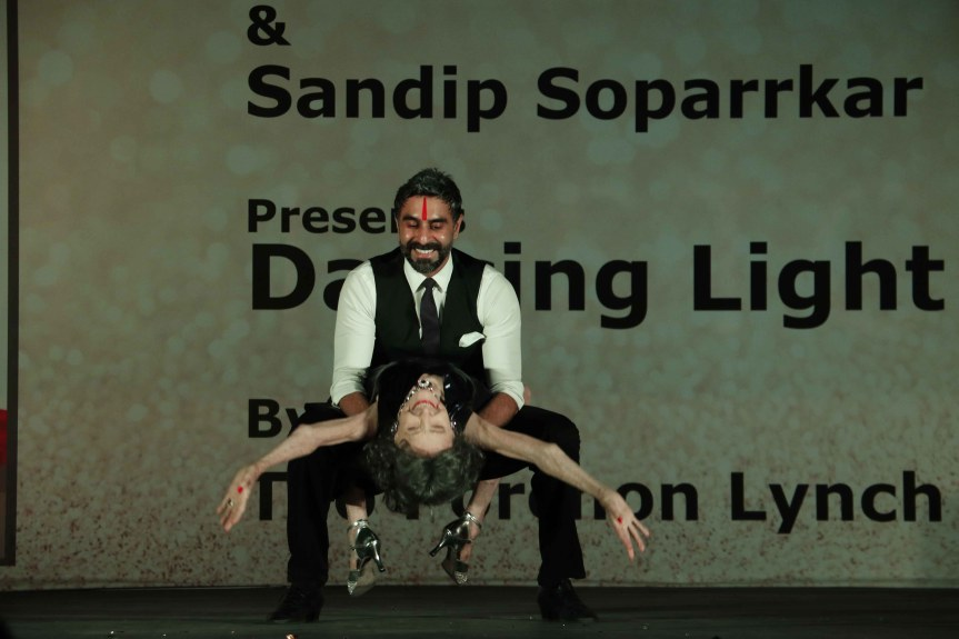 Sandip Soparrkar with Tao Porchon Lynch2
