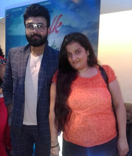 Aarya Babbar, Priyanka Raina