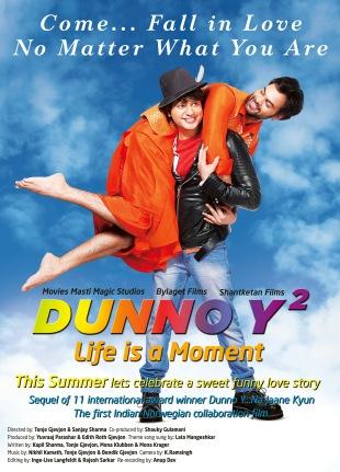 poster 2 dunno y 2