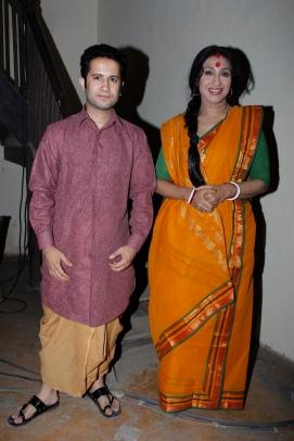 Sushant Sahni & Rituparna Sengupta