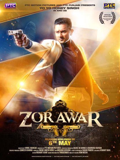 Poster Zorawar