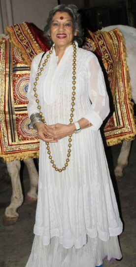 Dolly Thakore for the premiere of DunnoY2 Life Is A Moment that signifies the human rights movement towards same sex marriage.jpg