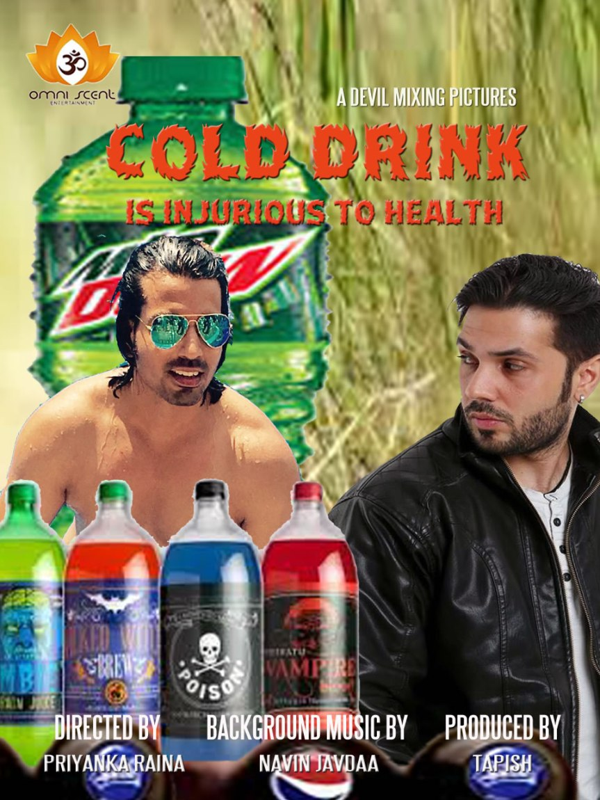 COLD DRINK POSTER