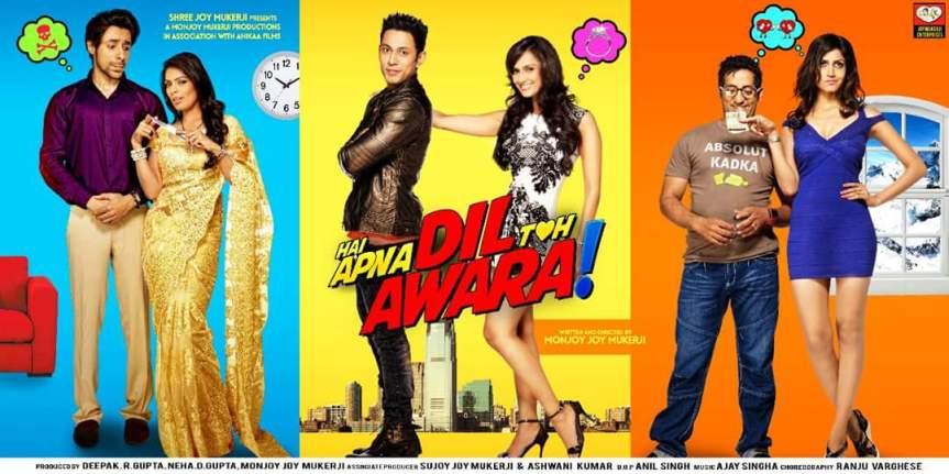 Hai Apna Dil To Awara (POSTER)