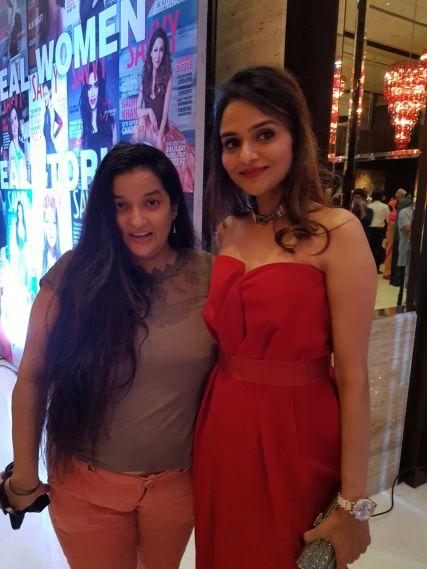 Madhu, Priyanka Raina at SAVVY HONOURS