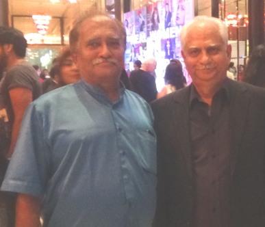 Jyothi Venkatesh , Ramesh Sippy at SAVVY HONOURS