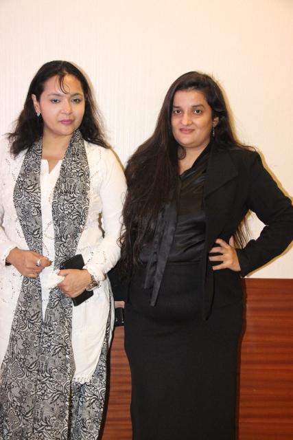 Sahila Chaddha & Priyanka Raina (ZINDAGI)