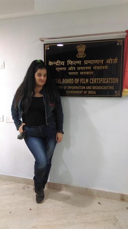 Priyanka at Censor Board