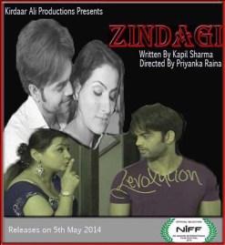 Zindagi Poster