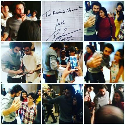 RK meets Insta Fans