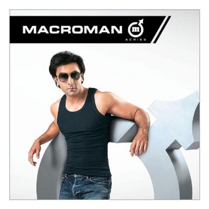Ranbir Kapoor, Macroman- Pic 1
