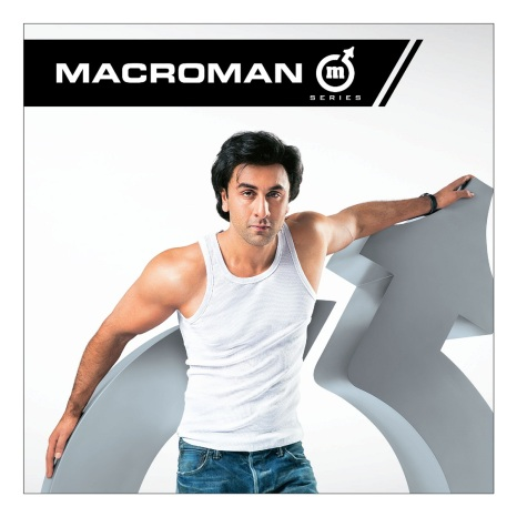 Ranbir Kapoor, Macroman-Pic 2