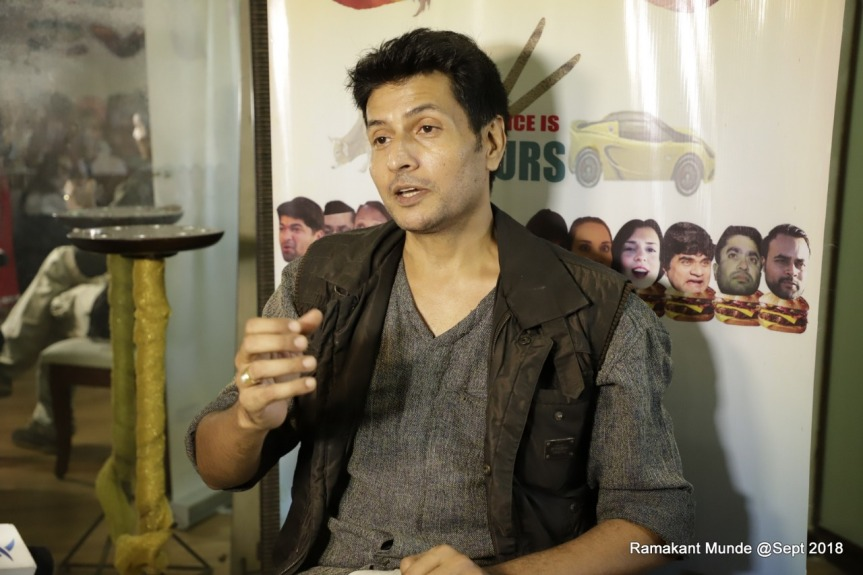 Director Raj Singh Verma