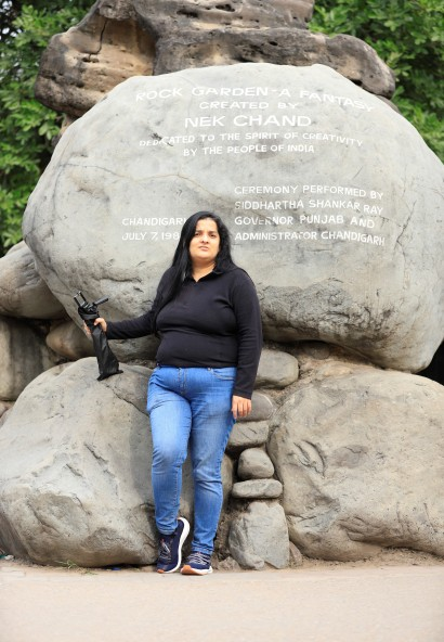 Rock Garden , Chandigarh