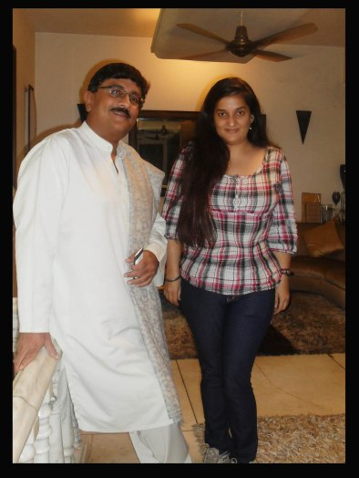 Dharmesh darshan and Priyanka Raina